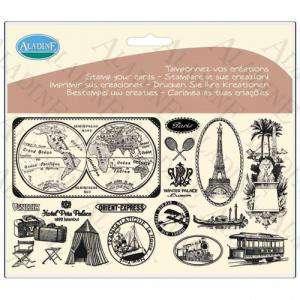 Sellos Intercambiables - Sellos con motivos de viaje (Descatalogado) (ultimas uds) (Últimas Unidades)