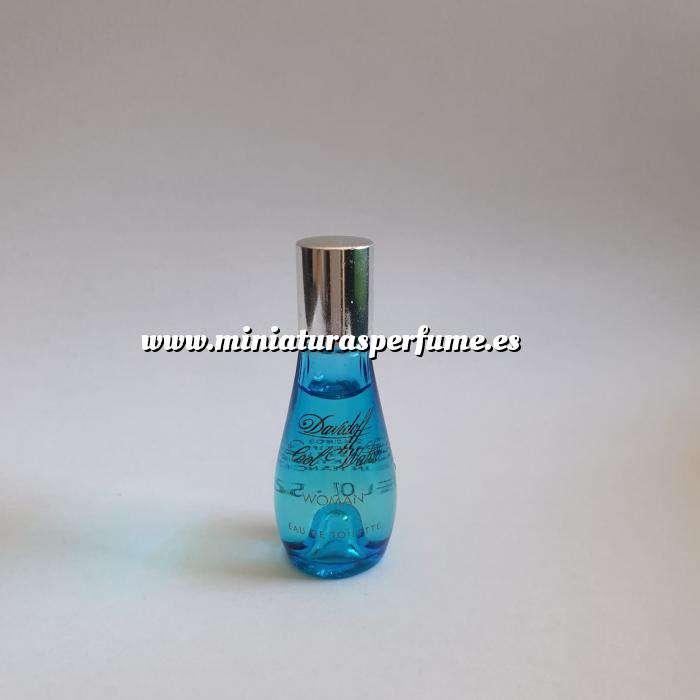 Imagen COLECCIONISTA Sin Caja Davidoff Cool Water Woman SIN CAJA (Últimas Unidades)