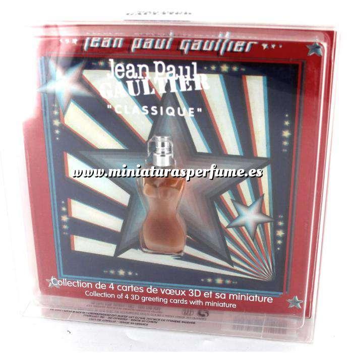 Imagen EDICIONES ESPECIALES Classique Eau de Toilette by Jean Paul Gaultier 3.5ml. (Estrellas - EDICIÓN ESPECIAL) (Últimas Unidades)