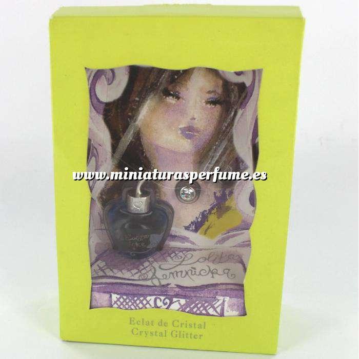 Imagen EDICIONES ESPECIALES Lolita Lempcika Eau de Toilette más Colgante REDONDO 5 ml. (EDICIÓN ESPECIAL) (Últimas Unidades)
