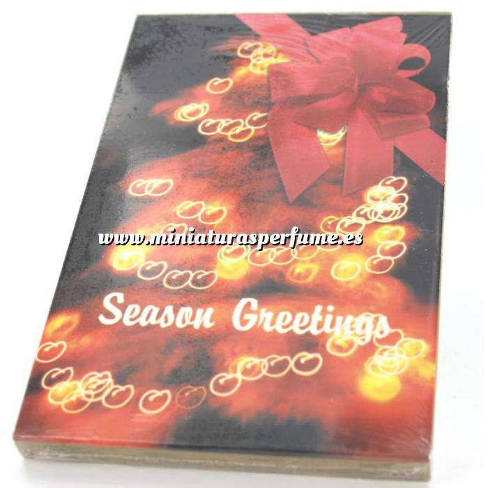 Imagen EDICIONES ESPECIALES Perfume Card Eau de Toilette Season Greetings 20ml. (EDICIÓN ESPECIAL) (Últimas Unidades)