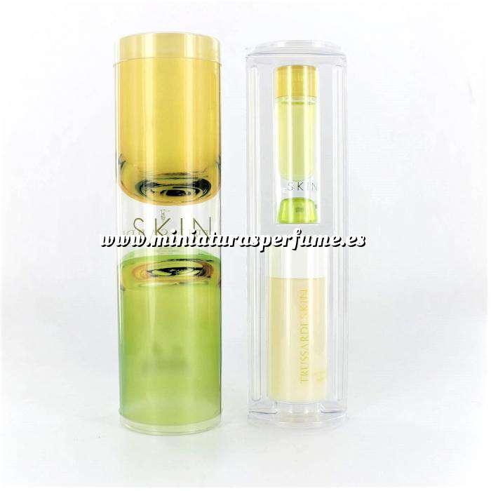 Imagen EDICIONES ESPECIALES Trussardi SKIN (Eau de Parfum 5ml. más Body Lotion 30ml.) EDICIÓN ESPECIAL (Últimas Unidades)