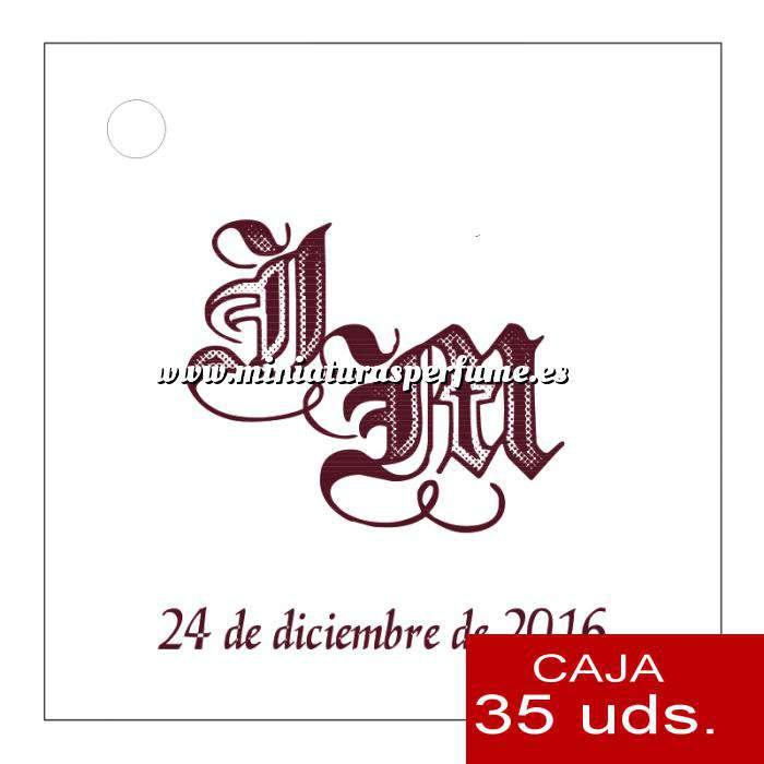 Imagen Etiquetas impresas Etiqueta Modelo F11 (Paquete de 35 etiquetas 4x4)