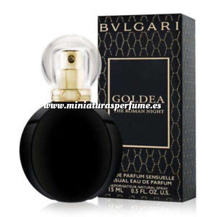 Imagen Mini Perfumes Hombre Bvlgari Goldea The Roman Night EDP VAPO by Bvlgari 15ml. (Últimas Unidades)