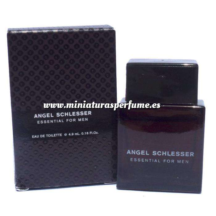 Imagen Mini Perfumes Hombre Essential For Men Eau de Toilette by Angel Schlesser 5ml. (Últimas Unidades)