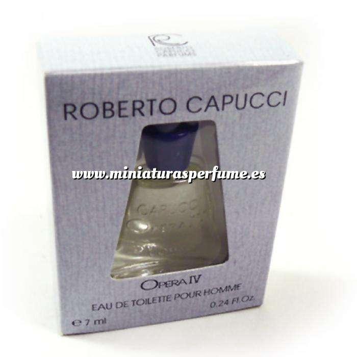 Imagen Mini Perfumes Hombre Opera IV Eau de Toilette by Roberto Capucci 7ml. (Ideal Coleccionistas) (Últimas Unidades)