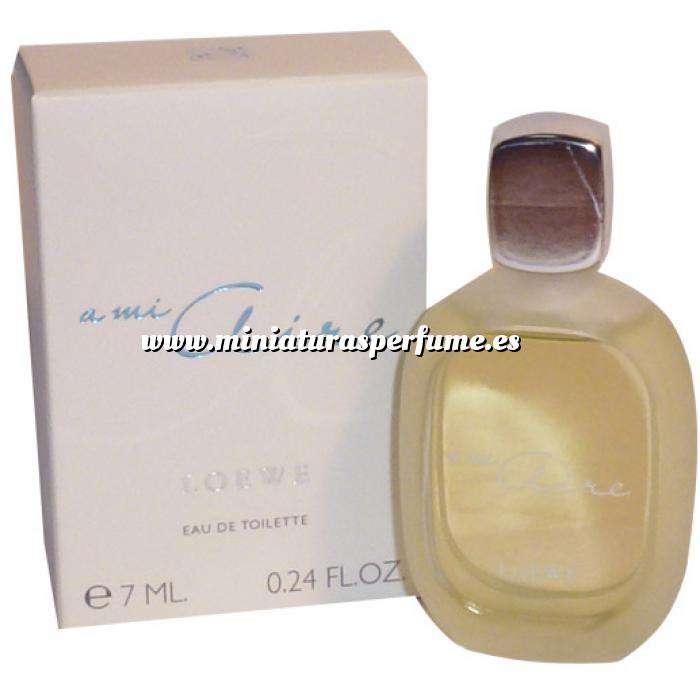 Imagen Mini Perfumes Mujer A mi Aire Eau de Toilette by Loewe 7ml. (Últimas Unidades)