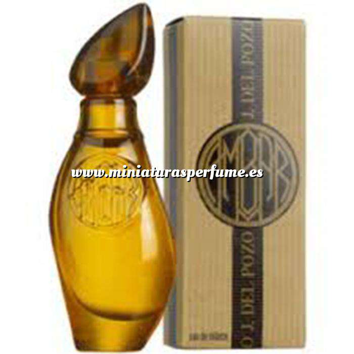 Imagen Mini Perfumes Mujer Ambar Eau de Toilette de Jesús del Pozo 4ml. (Últimas Unidades)