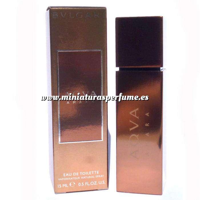 Imagen Mini Perfumes Mujer Aqva Amara Eau de Toilette (vaporizador) by Bvlgari 15ml. (Últimas Unidades)