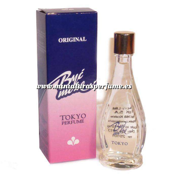 Imagen Mini Perfumes Mujer Byc moze Tokyo Perfume by Miraculum 10ml. (IDEAL COLECCIONISTAS) (Últimas Unidades)