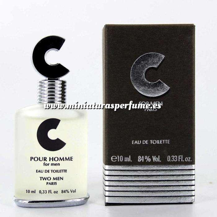 Imagen Mini Perfumes Mujer C for Men Eau de Toilette by Cindy Chahed 10ml. (Últimas Unidades)