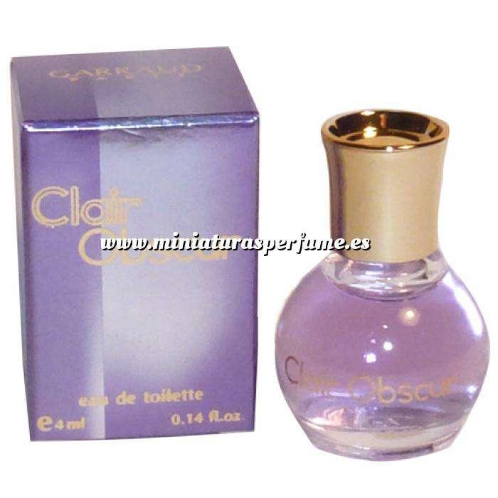 Imagen Mini Perfumes Mujer Clair Obscur by Garraud 4ml. (IDEAL COLECCIONISTAS) (Últimas Unidades)