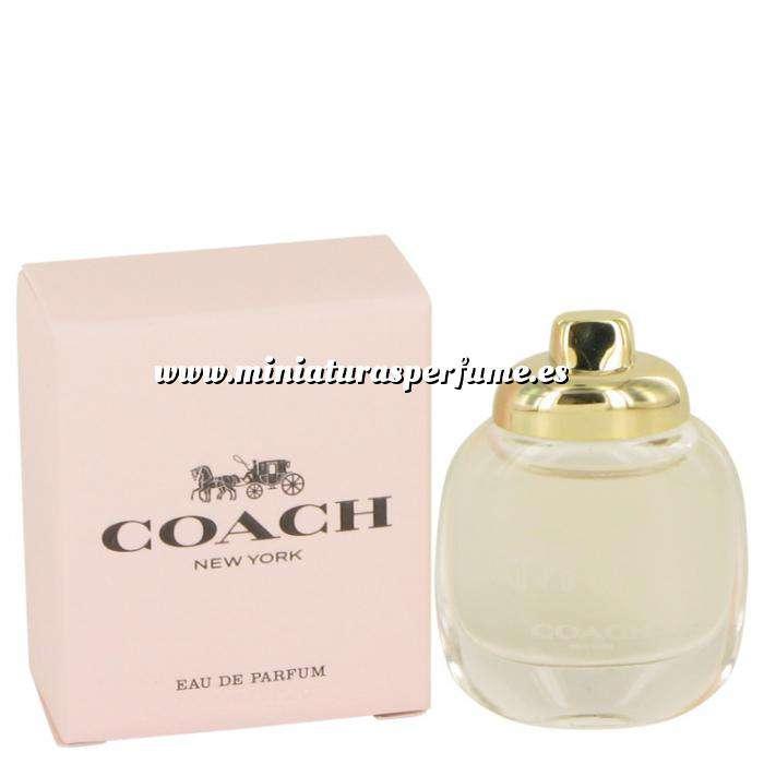 Imagen Mini Perfumes Mujer Coach EDP by Coach 4.5ml. (Últimas Unidades)