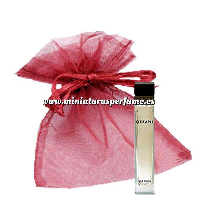 Imagen Mini Perfumes Mujer Gerani Eau de Toilette para mujer by Gerani 4,5ml. (preparado en bolsa de organza) (Ideal Coleccionistas) (Últimas Unidades)
