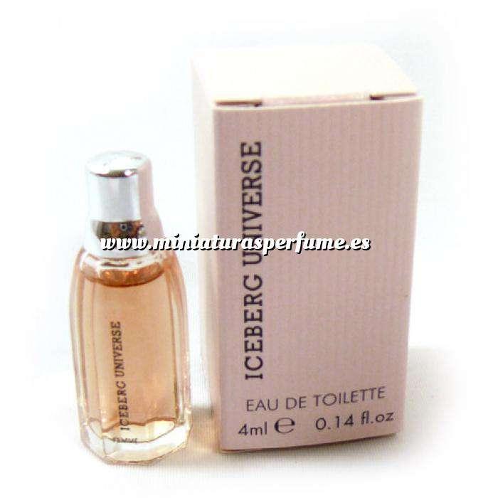 Imagen Mini Perfumes Mujer Iceberg Universe Eau de Toilette for Woman 4ml. (Solo coleccionistas) (Ideal Coleccionistas) (Últimas Unidades)