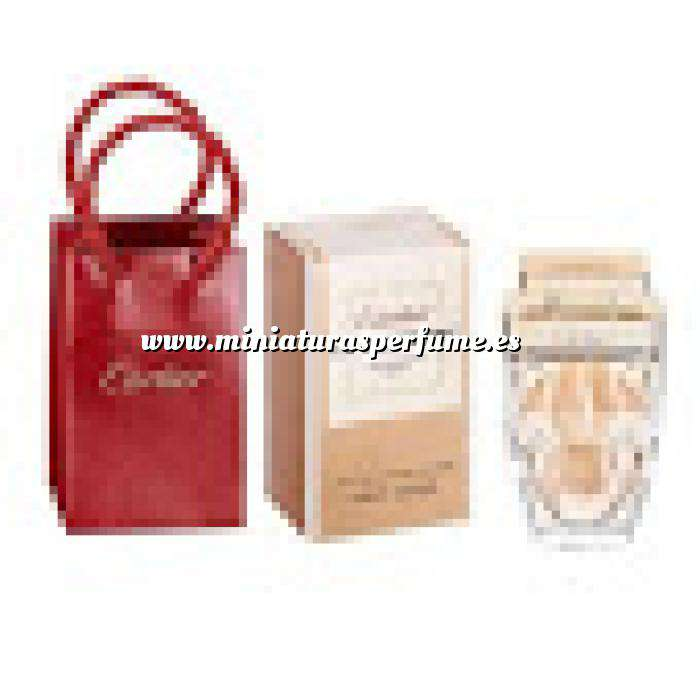 Imagen Mini Perfumes Mujer La Panthere Legere EDP by Cartier 4ml. (Últimas unidades)