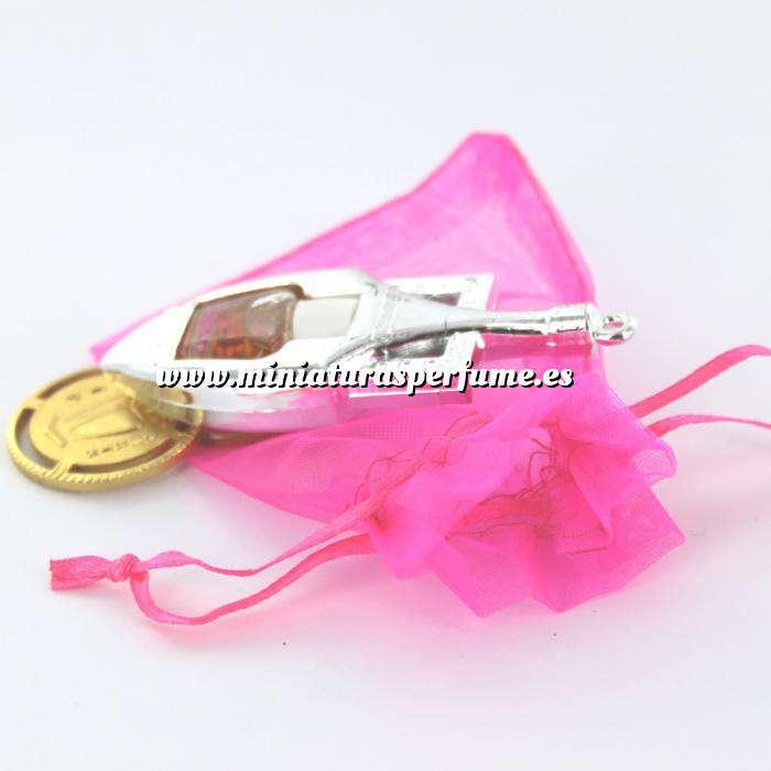 Imagen Mini Perfumes Mujer Lif Parfum 80 Eau de Parfum (preparado en bolsa de organza) más Llavero (Últimas Unidades)