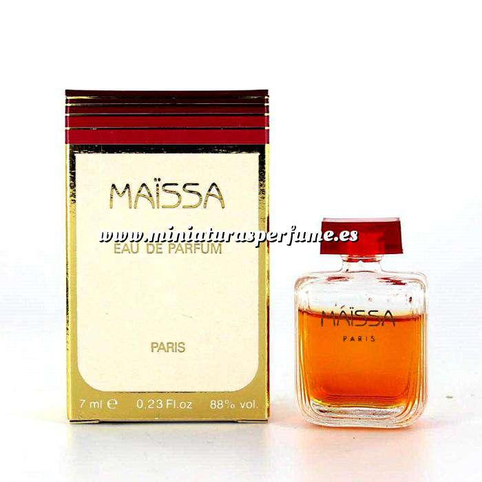 Imagen Mini Perfumes Mujer Maissa Eau de Toilette by Jean Louis Vermeil 7ml. (Últimas Unidades)