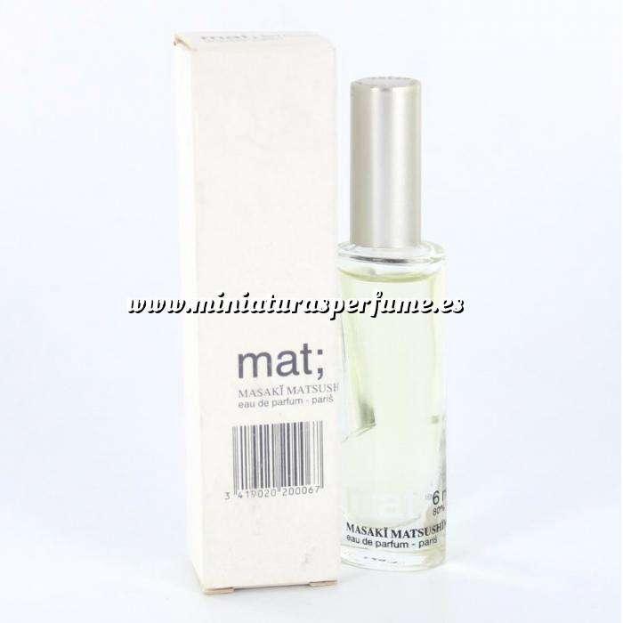 Imagen Mini Perfumes Mujer Mat Eau de Parfum by Masakï Matsushïma 6ml. (Últimas Unidades)