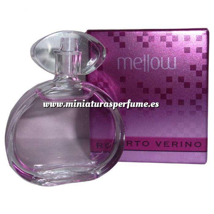Imagen Mini Perfumes Mujer Mellow Eau de Toilette de Roberto Verino 4ml. (Últimas Unidades)