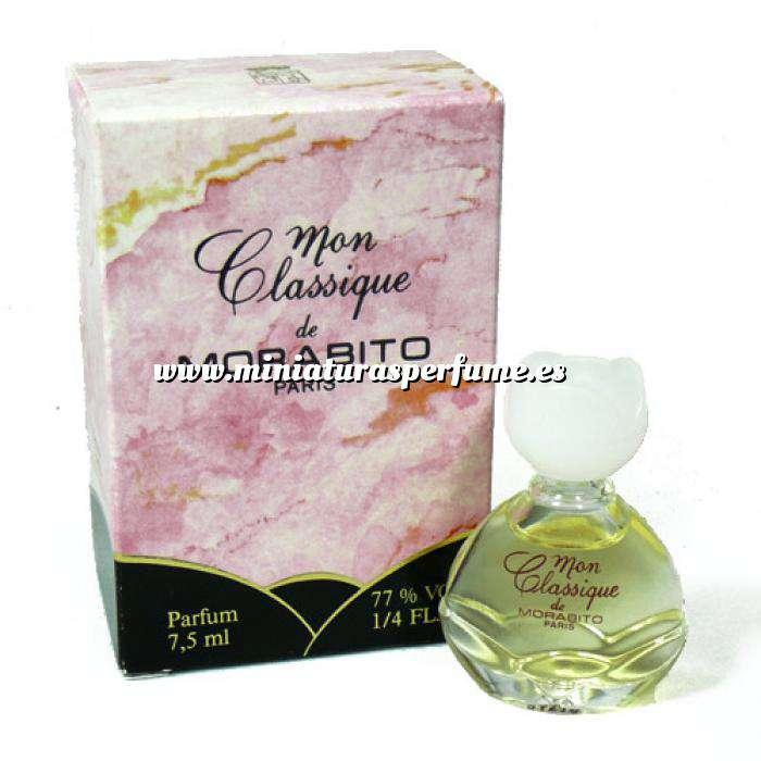 Imagen Mini Perfumes Mujer Mon Classique Parfum by Pascal Morabito 7.5ml. (Ideal Coleccionistas) (Últimas Unidades)