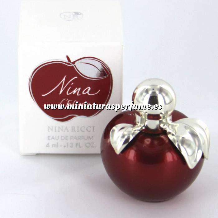 Imagen Mini Perfumes Mujer Nina L Elixir Eau de Parfum by Nina Ricci 4ml. (Últimas Unidades)