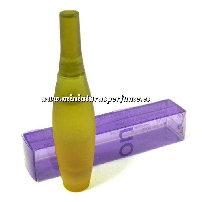 Imagen Mini Perfumes Mujer On Ella Eau de Toilette by Jesús del Pozo 4ml. Caja Defectuosa (Últimas Unidades)