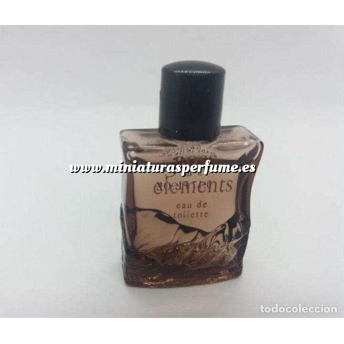 Imagen -Mini Perfumes Hombre Boss Elements Eau de Toilette by Hugo Boss 5ml. SIN CAJA (Últimas Unidades) (duplicado)