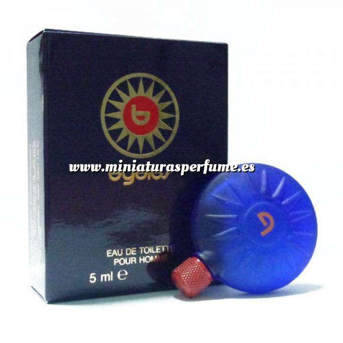Imagen -Mini Perfumes Hombre Byblos Uomo Eau de Toilette para hombre by Diana de Silva 5ml. (IDEAL COLECCIONISTAS) (Últimas Unidades)