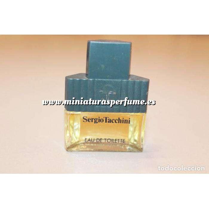 Imagen -Mini Perfumes Hombre Eau de toilette de Sergio Tacchini 8ml SIN CAJA (Últimas Unidades)