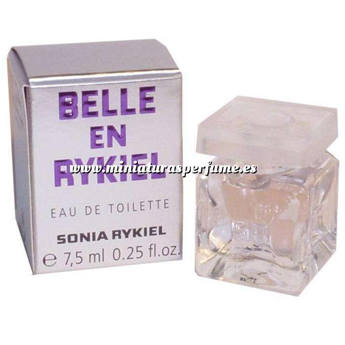 Imagen -Mini Perfumes Mujer Belle en Rykiel Eau de Toilette by Sonia Rykiel 7.5ml. (IDEAL COLECCIONISTAS) (Últimas Unidades)Belle en Rykiel Eau de Toilette by Sonia Rykiel 7,5ml. (IDEAL COLECCIONISTAS) (Últimas Unidades)