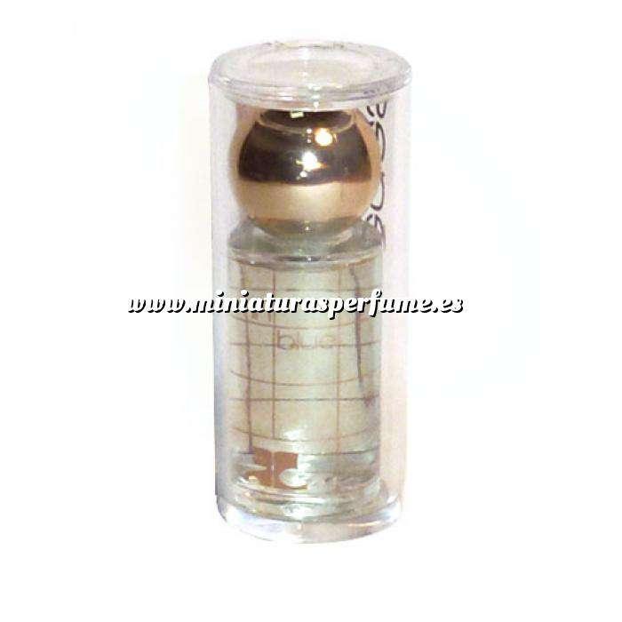 Imagen -Mini Perfumes Mujer Courreges - In Blue (IDEAL COLECCIONISTAS) (Últimas Unidades)