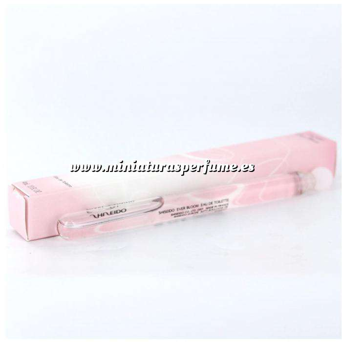 Imagen -Mini Perfumes Mujer Ever Bloom Eau de Toilette by Shiseido 4ml. (Últimas Unidades)