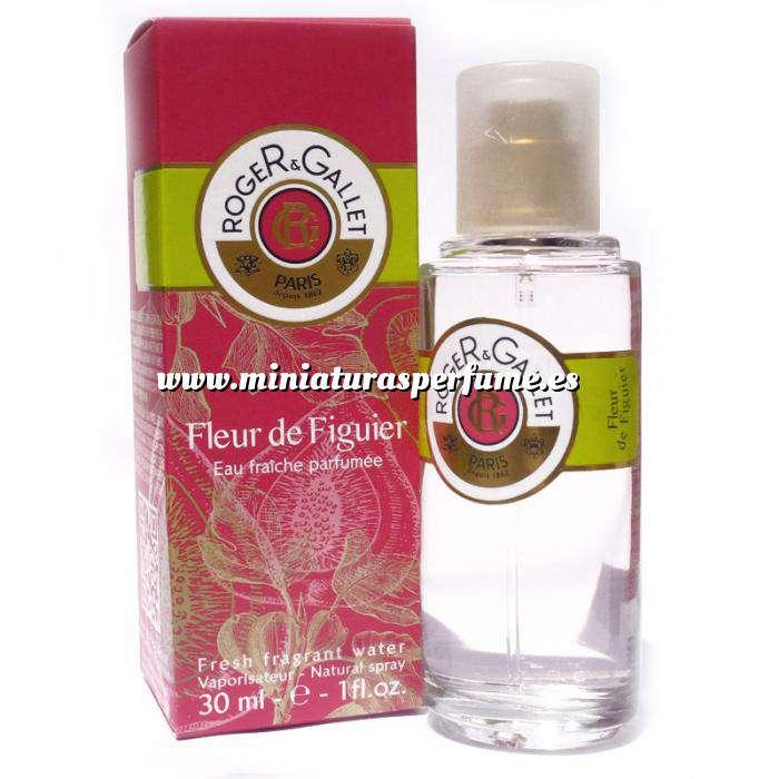 Imagen -Mini Perfumes Mujer Fleur de Figuier EDP by Roger y Gallet 30ml. (Últimas Unidades)