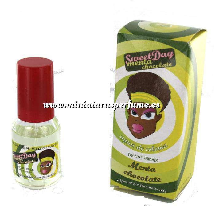 Imagen -Mini Perfumes Mujer Fragancia Dulce Sweet Day Eau de toilette - Menta Chocolate 20ml. (Últimas Unidades)