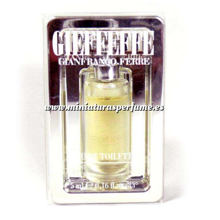 Imagen -Mini Perfumes Mujer Gieffeffe Eau de Toilette by Gianfranco Ferre 5ml. (Últimas Unidades)
