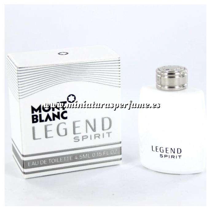 Imagen -Mini Perfumes Mujer Legend Spirit Eau de Toilette by Mont blanc 4.5ml. (Últimas unidades)