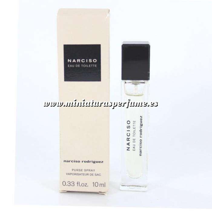 Imagen -Mini Perfumes Mujer Narciso Eau de Toilette (vaporizador) by Narciso Rodriguez 10ml. (Últimas Unidades)