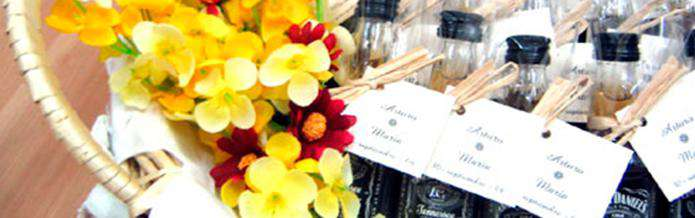 Miniaturas de perfumes - Preparado para boda