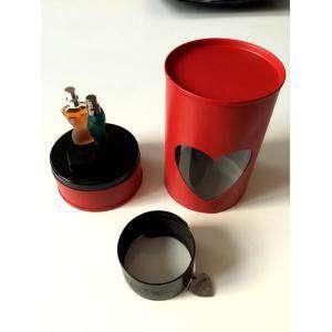 EDICIONES ESPECIALES - Valentine Mini Duo Perfume Set - Classique más Le Male Eau de Toilette by Jean Paul Gaultier 3.5ml.x2 (EDICIÓN ESPECIAL - Estuche corazon rojo) (Últimas Unidades)