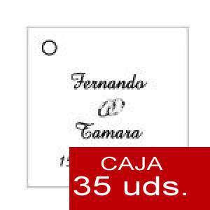 Imagen Etiquetas impresas Etiqueta Modelo B08 (Paquete de 35 etiquetas 4x4)