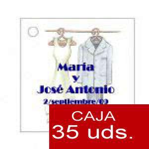Imagen Etiquetas impresas Etiqueta Modelo B11 (Paquete de 35 etiquetas 4x4)