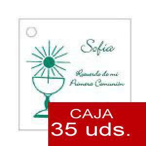 Imagen Etiquetas impresas Etiqueta Modelo B20 (Paquete de 35 etiquetas 4x4)
