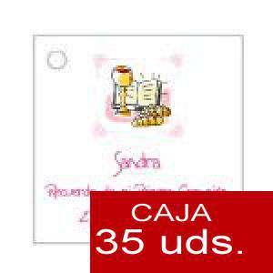 Imagen Etiquetas impresas Etiqueta Modelo C17 (Paquete de 35 etiquetas 4x4)