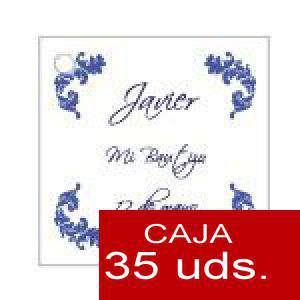 Imagen Etiquetas impresas Etiqueta Modelo C23 (Paquete de 35 etiquetas 4x4)