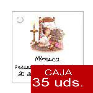 Imagen Etiquetas impresas Etiqueta Modelo E21 (Paquete de 35 etiquetas 4x4)