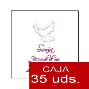 Imagen Etiquetas impresas Etiqueta Modelo F20 (Paquete de 35 etiquetas 4x4)