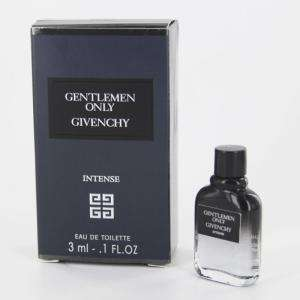 Mini Perfumes Hombre - Gentlemen Only Intense Eau de Toilette by Givenchy 3ml. (Últimas unidades)