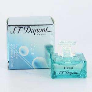 Mini Perfumes Hombre - L Eau pour homme by S.T. Dupont 4.5ml. (Últimas Unidades)