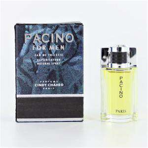 Mini Perfumes Hombre - Pacino for men Eau de Toilette by Cindy Chahed 5ml. (Últimas Unidades)